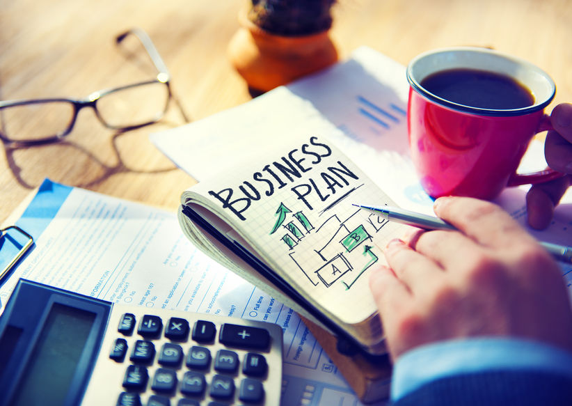 update your business plan