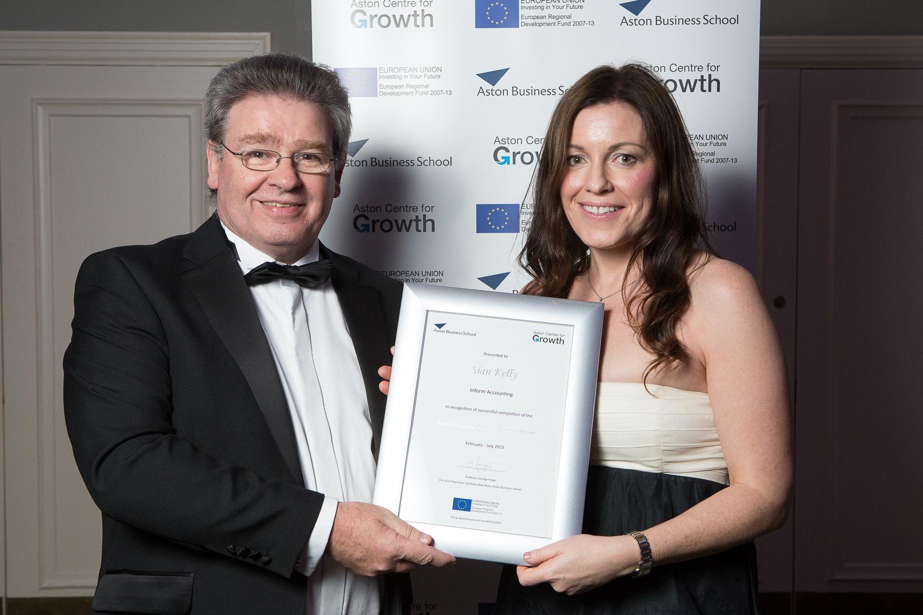 Small-Business-Growth-Graduation Aston Uni